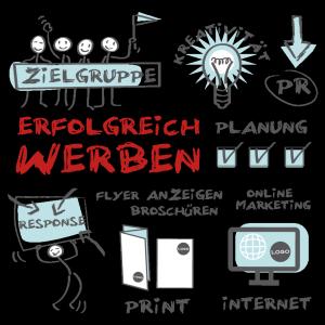 WDS, Zielgruppe, Kreativität, PR, Erfolgreich Werben, Planung, Response, Flyer, Anzeigen, Broschüren, Online Marketing Consulting, Print, Internet
